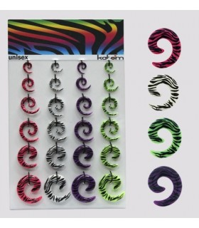 Expositor espirales Cebra 3-10mm - EXP3037