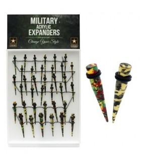 Expositor dilatadores diseño militar - EPT2708