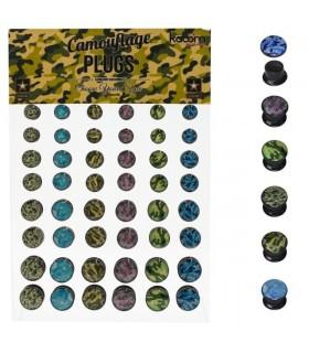 Ear plugs Display Camouflage- EP2102
