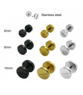 Falsa dilatación acero tornillo colores- IP1083MIXD